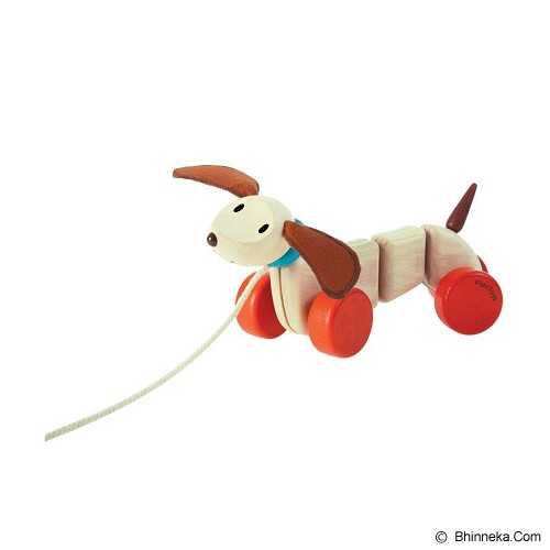 PLAN TOYS Happy Puppy [PT5101] - Mainan Simulasi