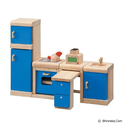 PLAN TOYS Kitchen [PT7310] - Mainan Simulasi