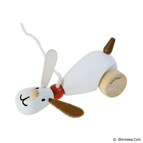PLAN TOYS Sit N Walk Puppy [PT5103] - Mainan Simulasi