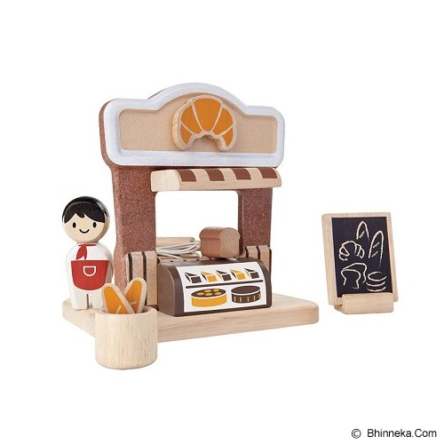 PLAN TOYS The Bakery [PT6615] - Mainan Simulasi