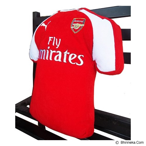 PLATPE Bantal Jersey Arsenal - Bantal Dekorasi