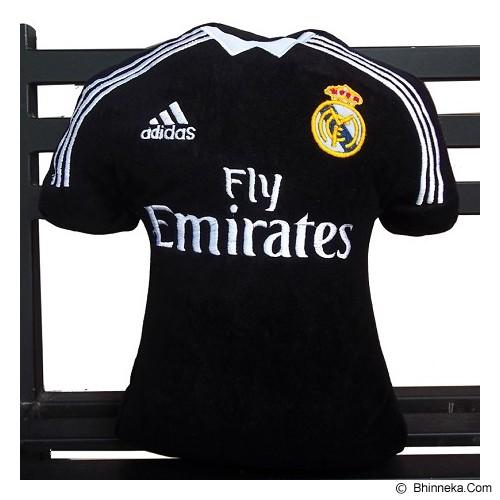 PLATPE Bantal Jersey Real Madrid - Bantal Dekorasi
