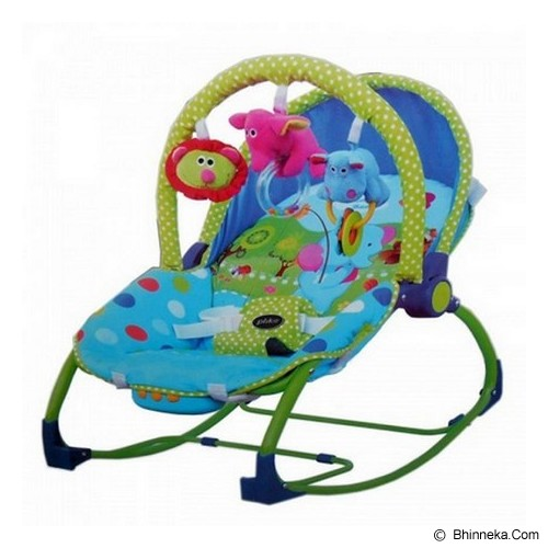 PLIKO Rocking Chair Hammock - Baby Walker