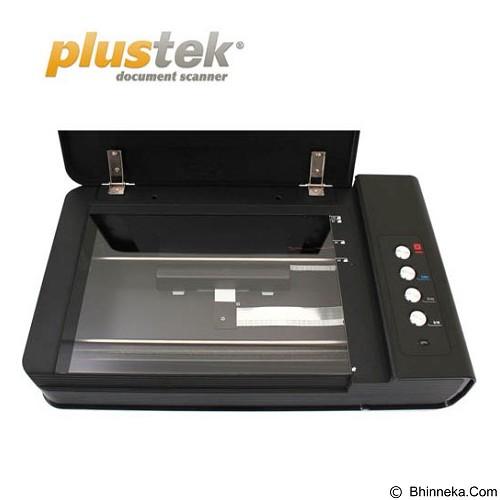 PLUSTEK OpticBook 4800 - Scanner Bisnis Flatbed