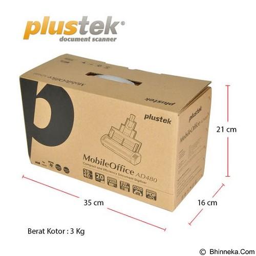 PLUSTEK Scanner MobileOffice AD480 - Scanner Multi Document
