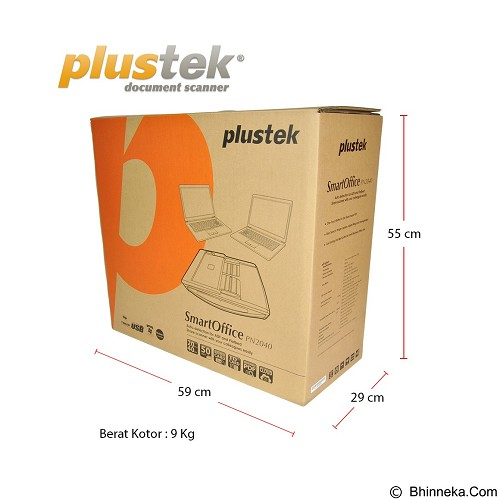 PLUSTEK SmartOffice [PN2040] - Scanner Multi Document
