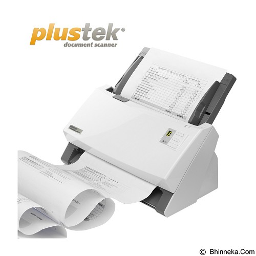 PLUSTEK SmartOffice [PS396] + Software LJK - Scanner Multi Document