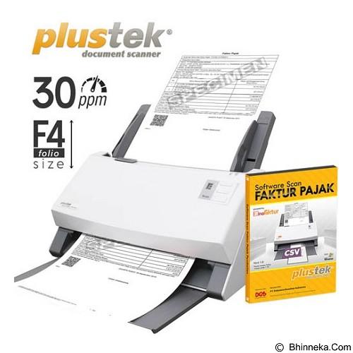 PLUSTEK SmartOffice [PS396] + Software Scan Faktur Pajak - Scanner Multi Document