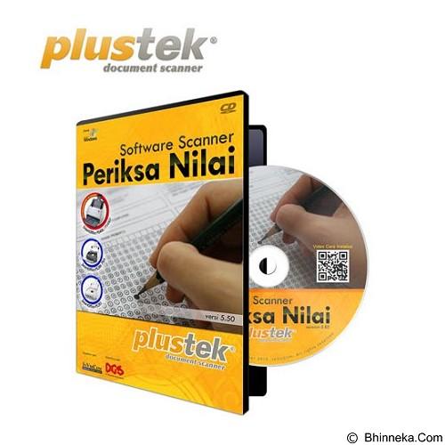 PLUSTEK SmartOffice [PS406U] + Software LJK - Scanner Multi Document