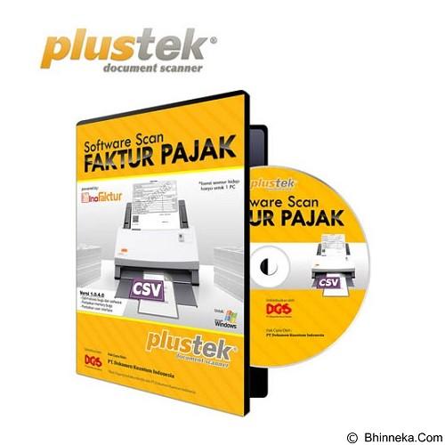 PLUSTEK SmartOffice [PS406U] + Software Scan Faktur Pajak - Scanner Multi Document