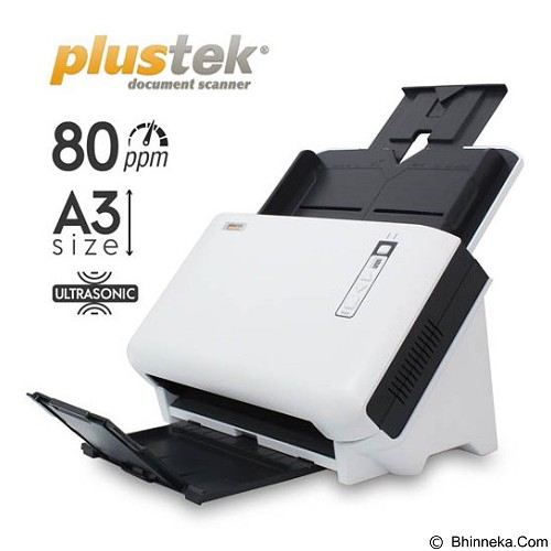 PLUSTEK SmartOffice [SC8016U] - Scanner Multi Document