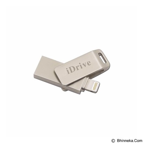 ANYLINX iDrive Lightning + Micro Data 32GB - Gold - Usb Flash Disk Dual Drive / Otg