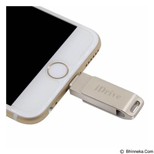 ANYLINX iDrive Lightning + Micro Data 32GB - Gold - Usb Flash Disk Dual Drive / Otg