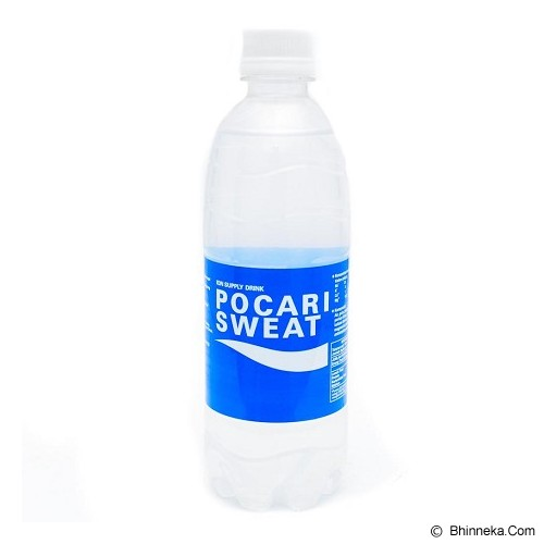 POCARI SWEAT Pet 500ml x 24 Pcs - Minuman Isotonik