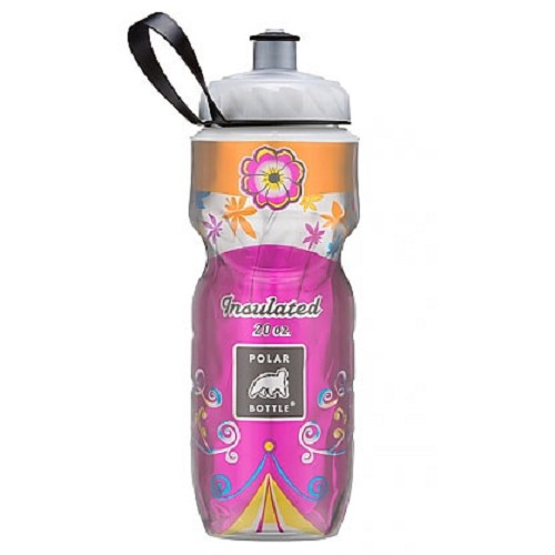 POLAR BOTTLE Water Bottle 600ml - Jubilee - Sport Water Bottle / Botol Minum