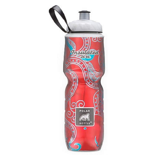 POLAR BOTTLE Water Bottle 700ml - Bandana - Sport Water Bottle / Botol Minum