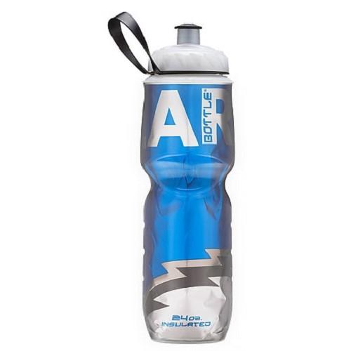 POLAR BOTTLE Water Bottle 700ml - Blue Big Bear - Sport Water Bottle / Botol Minum