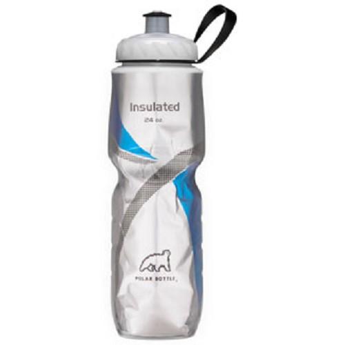 POLAR BOTTLE Water Bottle 700ml - Blue Pattern - Sport Water Bottle / Botol Minum