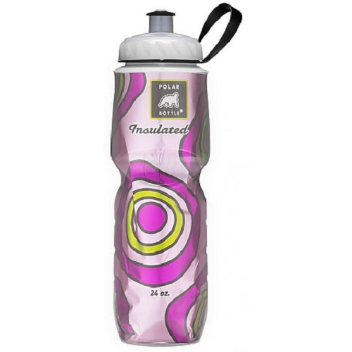 POLAR BOTTLE Water Bottle 700ml - Razzle - Sport Water Bottle / Botol Minum