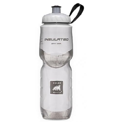 POLAR BOTTLE Water Bottle 700ml - White - Sport Water Bottle / Botol Minum