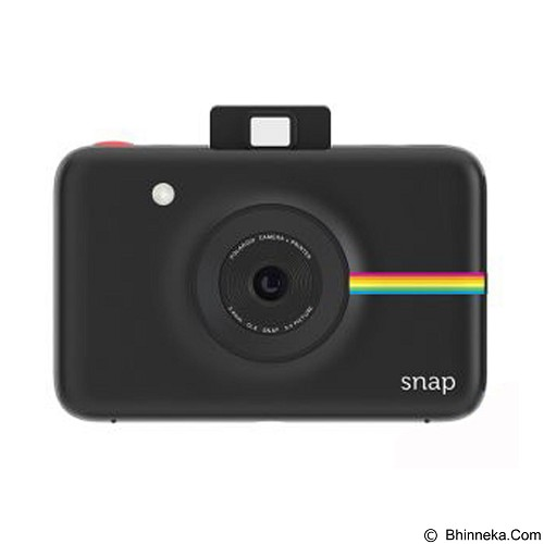 POLAROID Snap Kamera Pocket - Hitam - Camera Pocket / Point and Shot