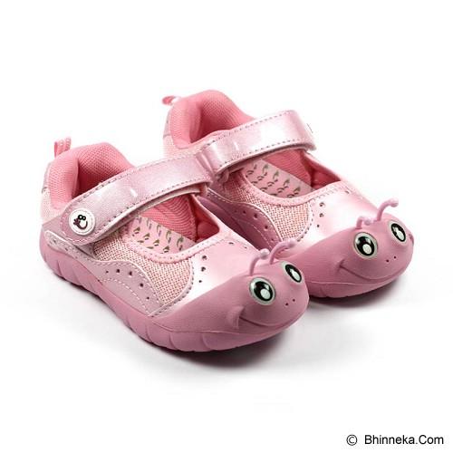 POLLIWALKS Shoes Inchee Size 11 [BZ-740] - Pink - Sepatu Anak