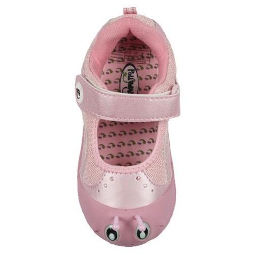 POLLIWALKS Shoes Inchee Size 8 [BZ-740] - Pink - Sepatu Anak