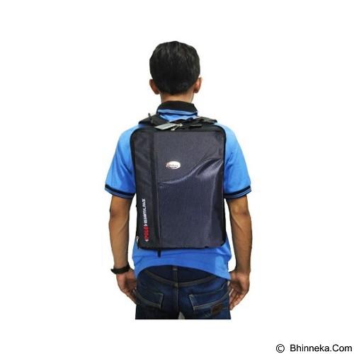 POLO Backpack Essetial Pack 3in1 Tas Ranse - Black (Merchant) - Tas Punggung Sport/Backpack