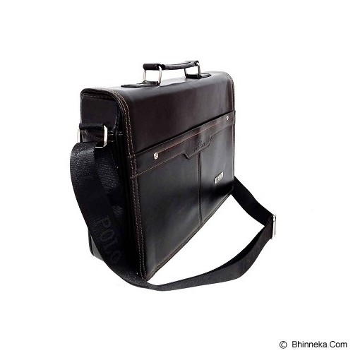 POLO SASI Tas Selempang [L96824] - Black - Notebook Shoulder / Sling Bag