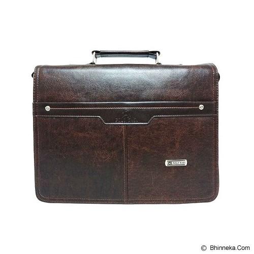 POLO SASI Tas Selempang [L96824] - Brown - Notebook Shoulder / Sling Bag