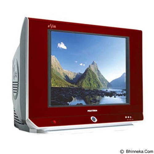 POLYTRON 21 Inch TV Tabung (Merchant) - Televisi / Tv 19 Inch - 29 Inch
