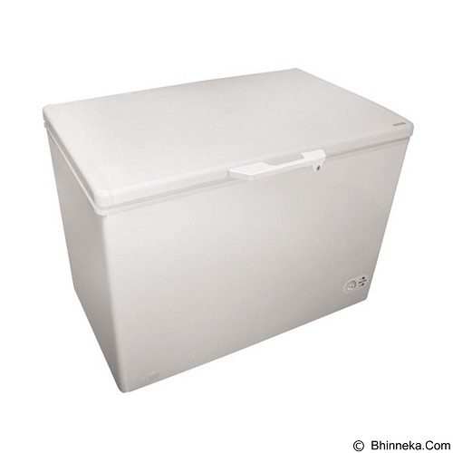 POLYTRON Chest Freezer Top Open [PCF 315] - Chest Freezer Top Open