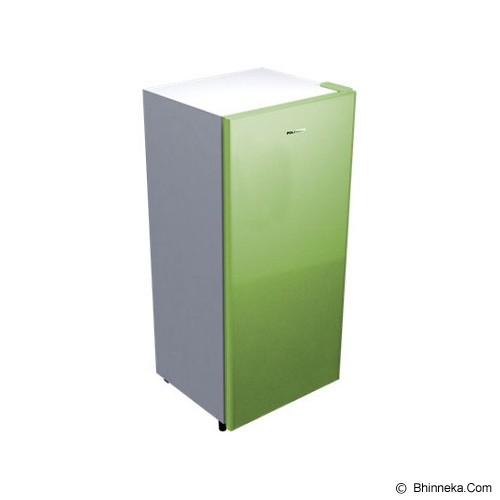 POLYTRON Kulkas 1 Pintu [PRG 16KCG] - Green - Kulkas 1 Pintu