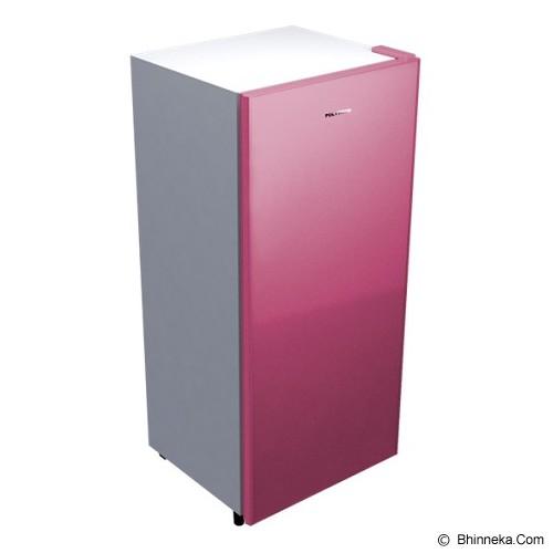 POLYTRON Kulkas 1 Pintu [PRG 16KCP] - Pink - Kulkas 1 Pintu