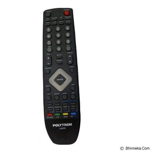 POLYTRON Remote TV - Black - TV Remote