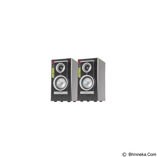 POLYTRON Speaker Aktif Pass 21B - Black (Merchant) - Premium Speaker System