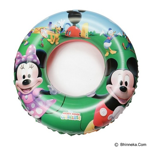 BEST PONGS Swim Ring Mickey Mouse 22Inch [P033752] - Ban Renang