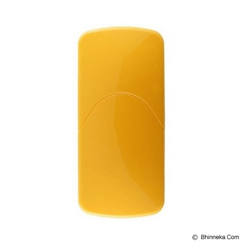 POP HOME Kotak Tissue Mobil Model Slide Dengan Klip Kawat [B301] - Orange - Tempat Tissue
