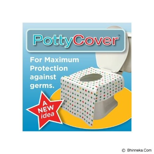 POTTY COVER One Time Use Potty Cover - Baby Potty and Seat