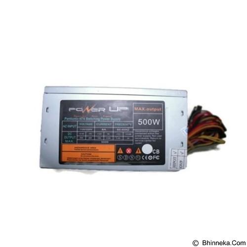 POWER-UP Power Supply for CPU 500W (Merchant) - Power Supply Below 600w