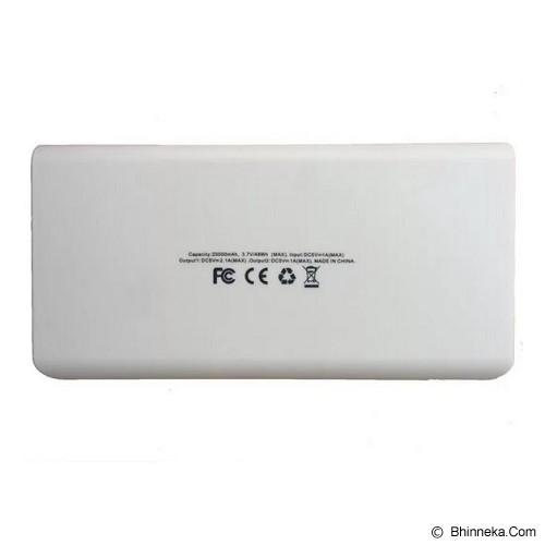 POWERBANK Powerbank 20000mAh - White - Portable Charger / Power Bank