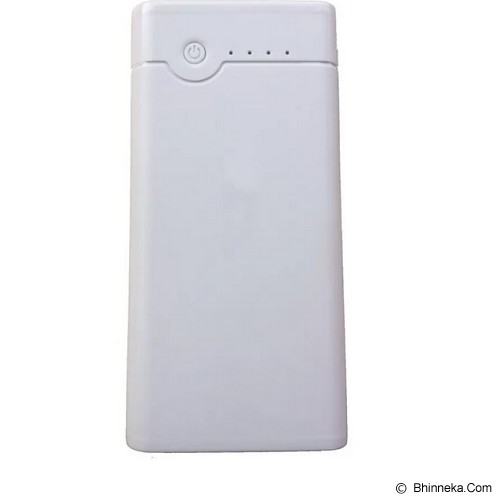 POWERBANK Powerbank Samsung Cell Inside 38000mAh 3 Output - White - Portable Charger / Power Bank