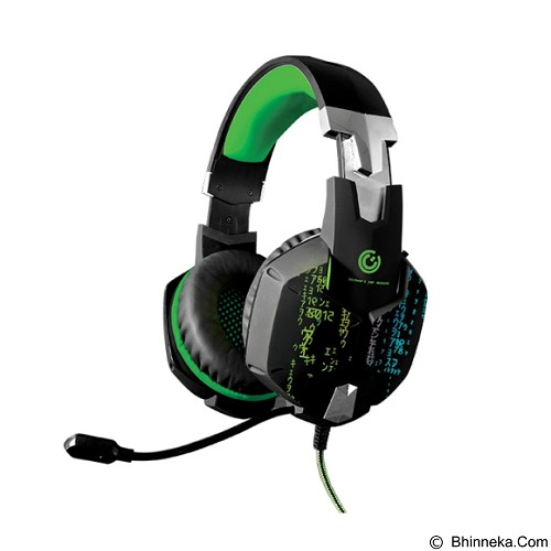 POWERLOGIC Headset Gaming [X-craft 8000] (Merchant) - Gaming Headset