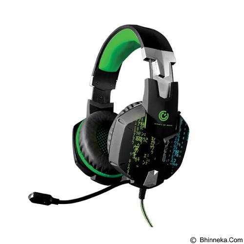 POWERLOGIC Headset Gaming [X-craft 8000] (Merchant) - Gaming Headset