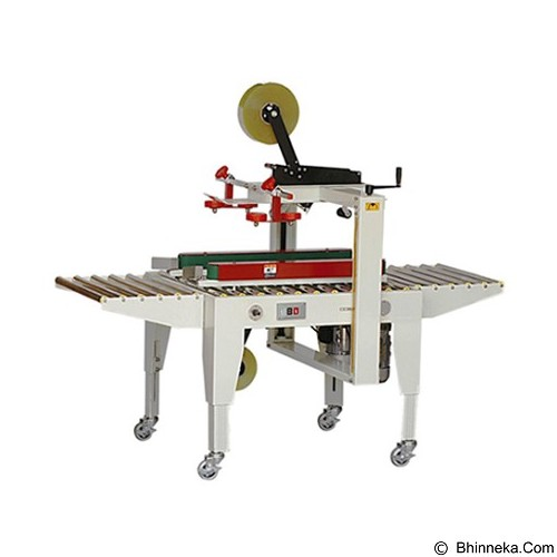 POWERPACK Mesin Carton Sealer [FXJ-5050] (Merchant) - Sealing Clip