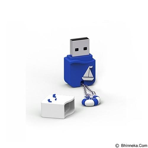 PQI Flashdisk 16GB [U605L] - Blue (Merchant) - Usb Flash Disk / Drive Stylish