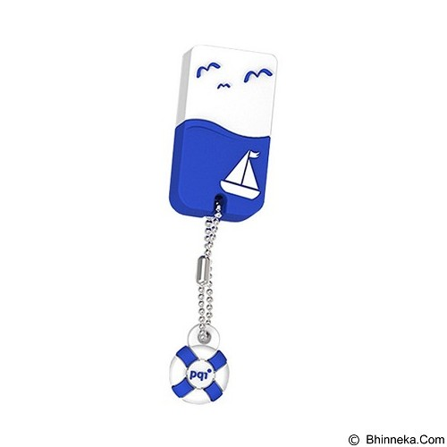 PQI Flashdisk 32GB [U605L] - Blue (Merchant) - Usb Flash Disk / Drive Stylish