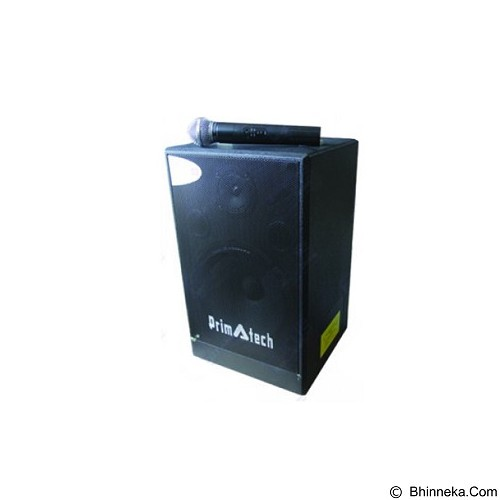 PRIMATECH Portable Wireless Amplifier [FM-880] - Monitor Speaker System Passive