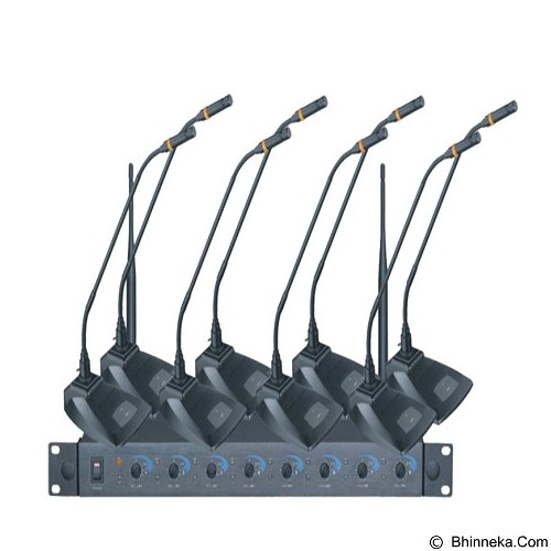 PRIMATECH Wireless Conference System [TC-501] - Microphone System
