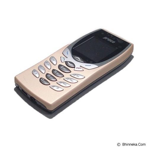 PRINCE 168 - Yellow/Gold - Handphone Gsm